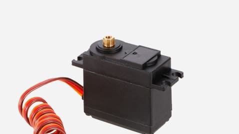 Aircraft Radio and Servos Parts